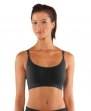 Under Armour Women's UA Seamless Essential Sports Bra Extra Large Black
