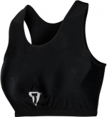 TITLE Advanced Chest Guard/Compress Bra, M, BK