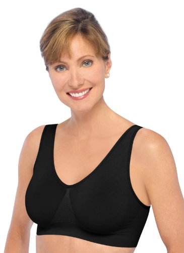 ahh bra as seen on tv color black size xlg carol wright gifts carol wright gifts 10896108. Black Bedroom Furniture Sets. Home Design Ideas